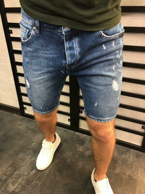 Стильные мужские шорты 29-36