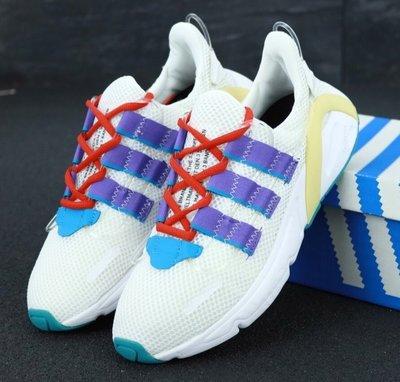 Мужские кроссовки Adidas Lexicon White Blue