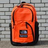 Рюкзак городской SUPREME x TNF Backpack New унисекс.