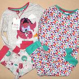 Пижамки 9-12м
