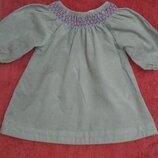 Платье Vertbaudet для девочки 6 - 18 месяцев