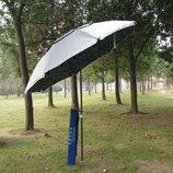 Зонт пляжный, зонт для рыбалки с наклоном, клапаном, ромашка, Уф-Защитой