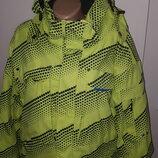 р L Albright куртка горнолыжная