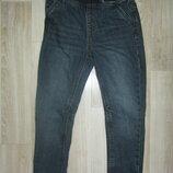Джоггеры джинсы штаны на резинке