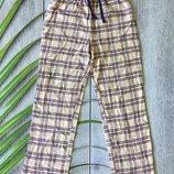 Пижамные штаны детские мягкие домашние