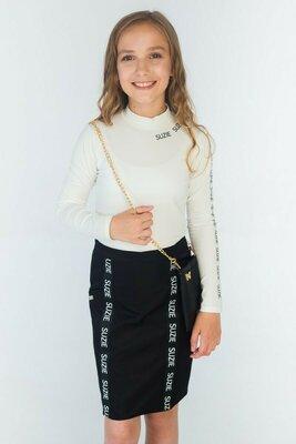 Школьная юбка для девочки suzie kate р. 158