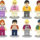 Фигурки, человечки лего lego аналог
