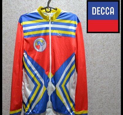 Брендова кофта-олімпійка чоловіча Decca XL Бельгія свитер мужской