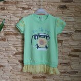 Платье Gaialuna Италия на 8-9 лет размер 130