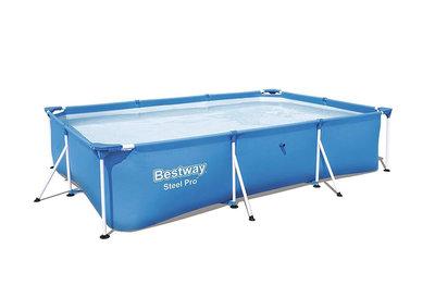 Каркасный бассейн Bestway 300х201х66 см
