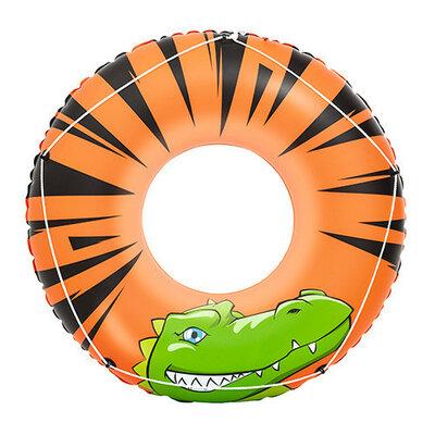 Круг 36108, 119СМ, В Кульке крокодил тюбинг плюшка