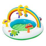Бассейн 52239 Детский,91-56См,арка,игрушки,ремкомплект манеж