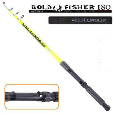 Спиннинг Bold fisher 1.8 м 60-120 г R-001-1.8