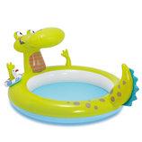 Надувной бассейн Intex 57431 Крокодил 170 литров