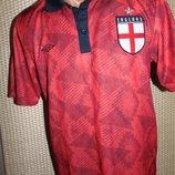 Стильная фирменная футболка оригинал Umbro зб Англии .s-m