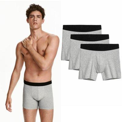 H&M оригинал. Мужские трусы боксеры шорты боксерки удлиненные