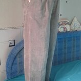 брюки бананы с высокой посадкой р48- 50 -модно актуально стильно
