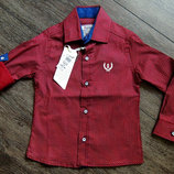 Новая нарядная рубашка для мальчика A-yugi