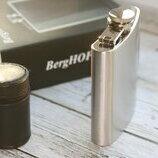 Подарочный охотничий набор фляга и стаканчики Berghoff outdoor 6 пр. 8500223