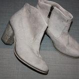 Фирменные ботиночки ф.S/OLiver р-38 в отличном состоянии