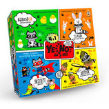 Карточная игра YENOT Данет 4в1