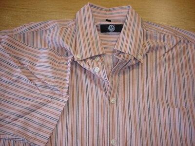 Pубашка с коротким рукавом AS