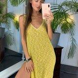 Пляжное платье 42 - 44 две расцветки