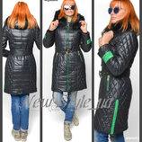 44,48. пальто болоневое зимнее, Женское пальто, пальто жіноче зимове. куртка зимняя длинная