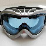 Лыжная маска горнолыжная Trespass antifog double lens UV защита