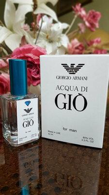 Мужская парфюмерия Giorgio Armani Acqua di Gio армани аква ди джио тестер 50 ml Diamond Оаэ