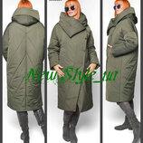 54,58, Зимнее пальто-одеяло . Зимове пальто
