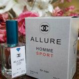 Chanel Allure Homme Sport Шанель аллюр хом спорт парфюм тестер 50 ml Diamond Оаэ