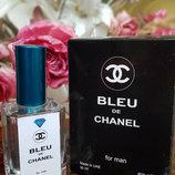 Chanel Bleu de Chanel шанель блю де шанель мужской парфюм тестер 50 ml Diamond Оаэ