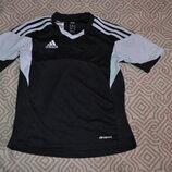 термо футболка Adidas ост 128 на 8 лет оригинал