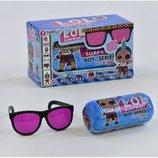 Кукла сюрприз в капсуле с очками LOL Boy Series 221 кукла Лол