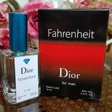 Мужской парфюм Christian Dior Fahrenheit тестер 50 ml кристиан диор фаренгейт Diamond Оаэ