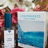 Мужской парфюм L'Eau par Kenzo pour Homme ле пар кензо пур хом тестер 50ml Diamond