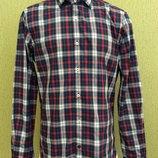 мужская рубашка Tommy HILFIGER оригинал размер М