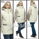 50-60, Зимняя шуба куртка. Женская короткая шуба. Женская зимняя куртка. искусственная норка