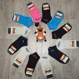 Носки спорт Niker размер 35-39 хлопок 100%