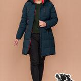 Braggart Youth утепленная женская куртка большого размера 25175 цвета