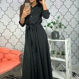 Стильное платье Фиджи,3 цвета