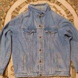 Джинсовый винтажный пиджак Джинсовая куртка Great Western Jeans GWJ
