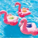 Надувной подстаканник Фламинго Intex 57500, 3 шт.