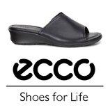 Оригинал новые кожаные шлепки ECCO Felicia Slide 39, 40 р.
