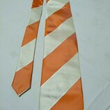 Шелковый галстук nationale-nederlanden