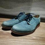 Мужские туфли 1901 кожа оригинал