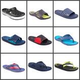 Мужские кроксы, вьетнамки, сланцы, пляжные шлепки Calypso Р. 36-47