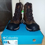 Новые зимние ботинки Columbia Men's Bugaboot Iii Wide Mid 40 р. US 7