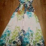 Платье сарафан F&F. Цветочный рай